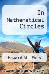 Cover of In Mathematical Circles 1 (ISBN 978-0871500564)