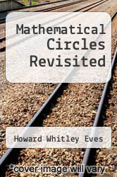 Cover of Mathematical Circles Revisited 1 (ISBN 978-0871501219)