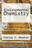 cover of Environmental Chemistry (2nd edition)