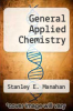 cover of General Applied Chemistry (2nd edition)