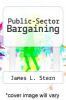 cover of Public-Sector Bargaining