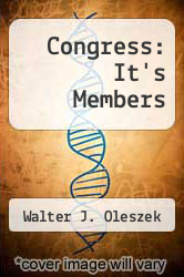 Cover of Congress: It