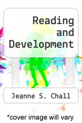 Cover of Reading and Development EDITIONDESC (ISBN 978-0872074866)