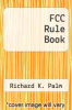 cover of FCC Rule Book