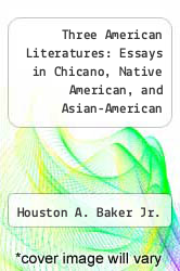 Best Teacher Essay Three American Literatures Essays In Chicano Native American And Asianamerican  Literature Essay On Road Safety also Essay On Tradition And Culture Three American Literatures Essays In Chicano Native American And  Soil And Water Conservation Essay