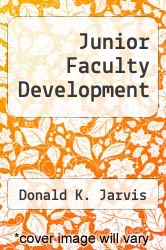 Cover of Junior Faculty Development 91 (ISBN 978-0873523837)