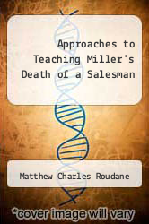 Cover of Approaches to Teaching Miller