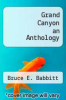 cover of Grand Canyon an Anthology (2nd edition)