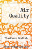 cover of Air Quality (2nd edition)