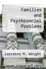cover of Families and Psychosocial Problems
