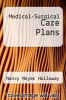 cover of Medical-Surgical Care Plans