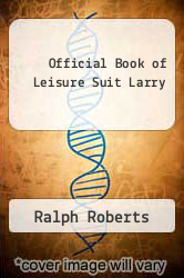 Cover of Official Book of Leisure Suit Larry 3 (ISBN 978-0874553079)