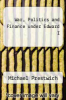 cover of War, Politics and Finance under Edward I
