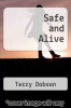 cover of Safe and Alive