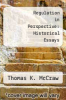 cover of Regulation in Perspective: Historical Essays