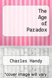 Cover of The Age of Paradox EDITIONDESC (ISBN 978-0875844251)