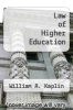cover of Law of Higher Education