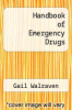 cover of Handbook of Emergency Drugs