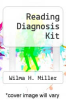cover of Reading Diagnosis Kit (2nd edition)