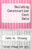 cover of Building Construction Cost Data ( edition)