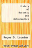 cover of History of Rocketry and Astronautics