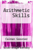cover of Arithmetic Skills