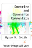cover of Doctrine and Covenants Commentary