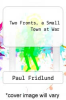 cover of Two Fronts, a Small Town at War