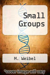 Cover of Small Groups EDITIONDESC (ISBN 978-0877841579)