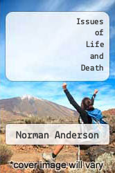 Cover of Issues of Life and Death EDITIONDESC (ISBN 978-0877847212)
