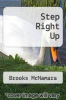 cover of Step Right Up (1st edition)