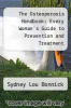 cover of The Osteoporosis Handbook: Every Woman`s Guide to Prevention and Treatment