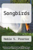 cover of Songbirds