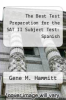 cover of The Best Test Preparation for the SAT II Subject Test: Spanish