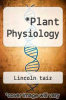 cover of Plant Physiology