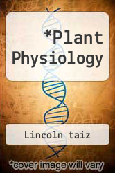 Cover of Plant Physiology 10 (ISBN 978-0878935079)