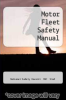 cover of Motor Fleet Safety Manual (2nd edition)