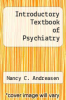 cover of Introductory Textbook of Psychiatry