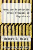 cover of American Psychiatric Press Synopsis of Psychiatry