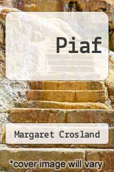 Cover of Piaf EDITIONDESC (ISBN 978-0880640695)