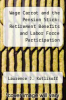 cover of Wage Carrot and the Pension Stick: Retirement Benefits and Labor Force Participation