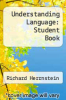 cover of Understanding Language: Student Book