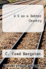 cover of U S as a Debtor Country