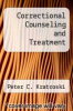 cover of Correctional Counseling and Treatment (2nd edition)
