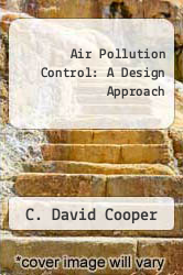 Cover of Air Pollution Control : A Design Approach 86 (ISBN 978-0881335217)