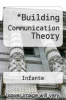 cover of Building Communication Theory (2nd edition)