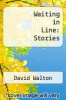 cover of Waiting in Line: Stories
