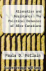 cover of Alienation and Resistance: The Political Behavior of Afro-Canadians