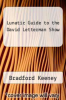 cover of Lunatic Guide to the David Letterman Show