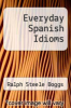 cover of Everyday Spanish Idioms